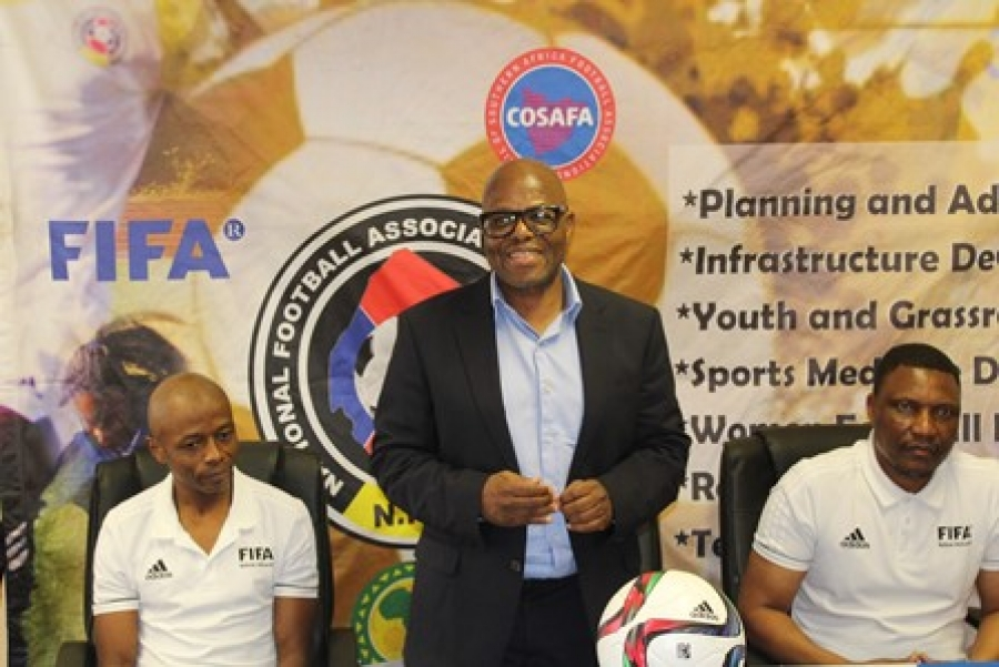 THE FIFA MA REFEREEING COURSE OFFICIALLY OPENED