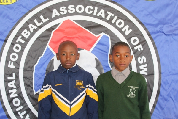 VUYOLWETHU DLAMINI AND VUNOKUHLE DUBE TO ATTEND THE FOOTBALL FOR FRIENDSHIP PROGRAMME