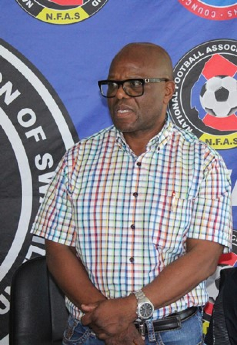 FOOTBALL FAMILY SHOCKED BY PLS CHAIRMAN'S DEATH