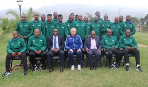 THE FIFA MA GOALKEEPING COURSE OFFICIALLY OPENED