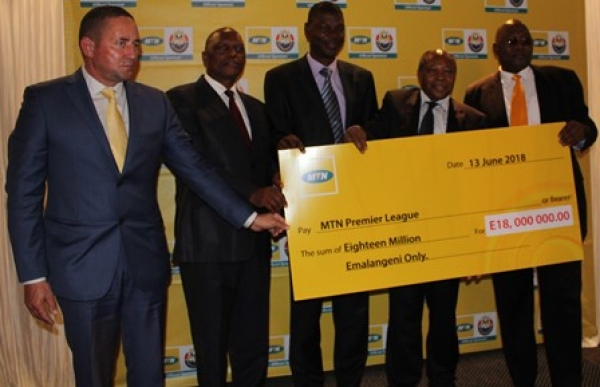 MTN PUMPS IN E18 MILLON TO FOOTBALL