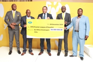 THE 2020/21 MTN PREMIER LEAGUE OFFICIALLY LAUNCHED