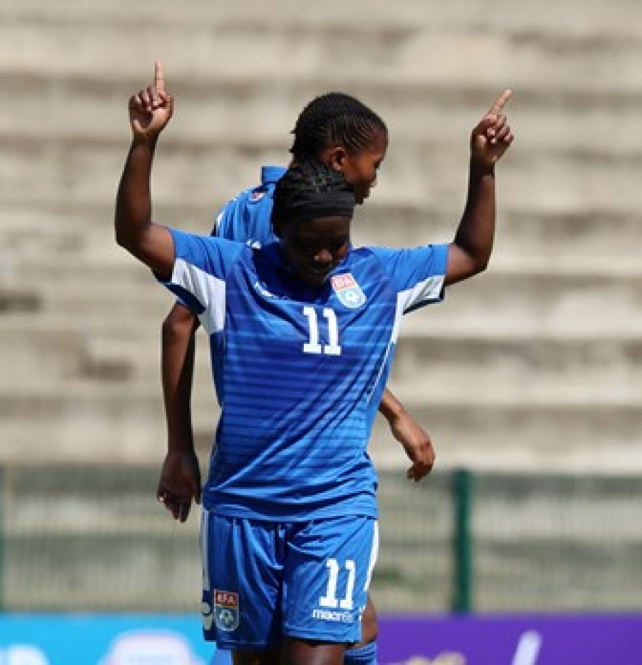 ESWATINI BIGINS THE 2020 COSAFA WOMEN'S CHAMPIONSHIPS ON A POSITIVE NOTE