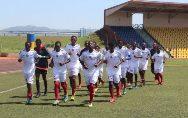 U20 MEN'S NATIONAL TEAM READY TO FIGHT AND WIN THIS CHAMPIONSHIP