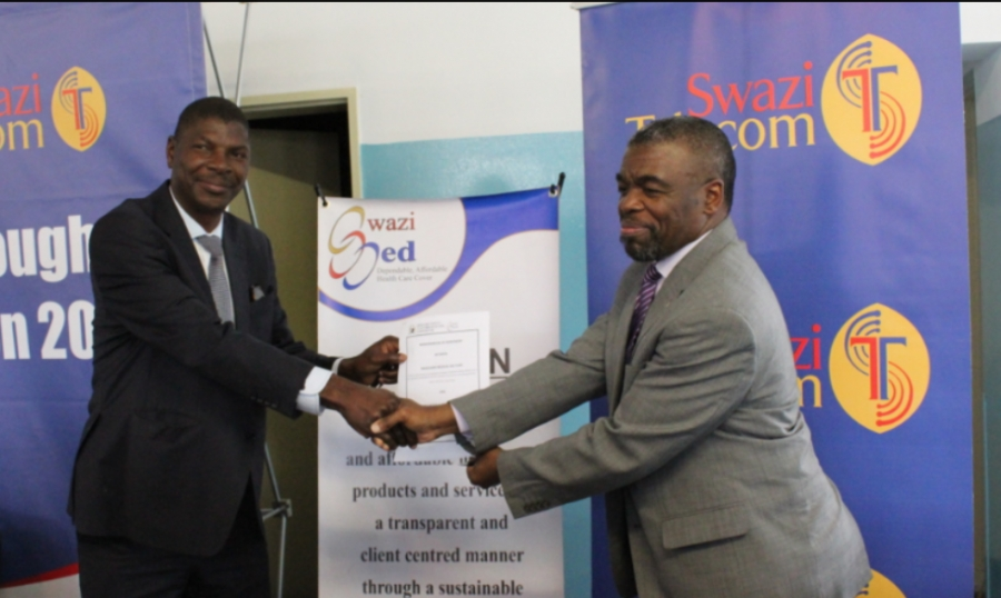 SPTC AND SWAZI MED PARTNERSHIP LAUNCH