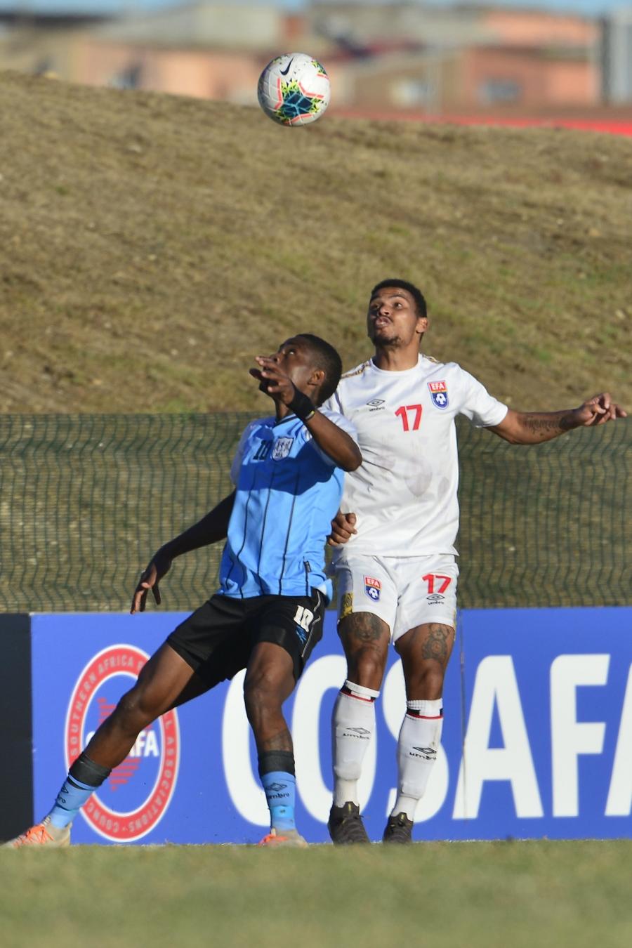 SIHLANGU IN THE COSAFA 2021 SEMI-FINALS