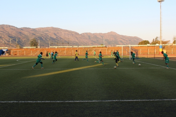 SITSEBE SAMHLEKAZI IS BUSY WITH THE COSAFA WOMEN'S CHAMPIONSHIPS PREPARATIONS