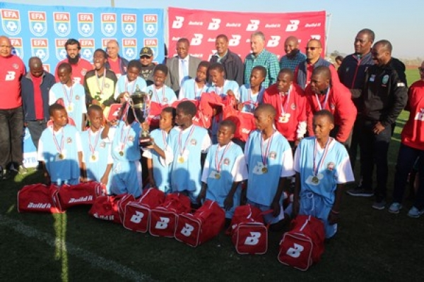 MATSAPHA BUILD IT U13 PICK TEAM CONQURES