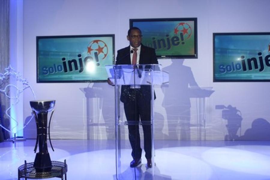 ESWATINI BANK CUP IS NOT AN ORDINARY TOURNAMENT- HONOURABLE MINISTER HARRIS BULUNGA