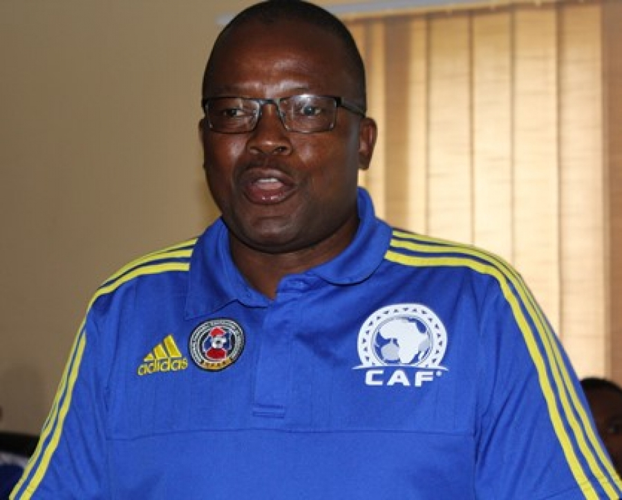 SIHLANGU'S HEAD COACH WANTS POSITIVE RESULTS