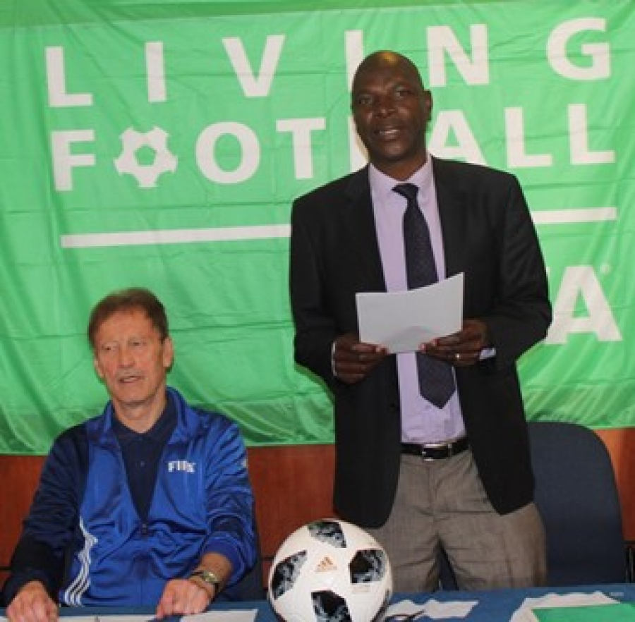 THE FIFA MA ELITE COACHING COURSE OFFICIALLY OPENED